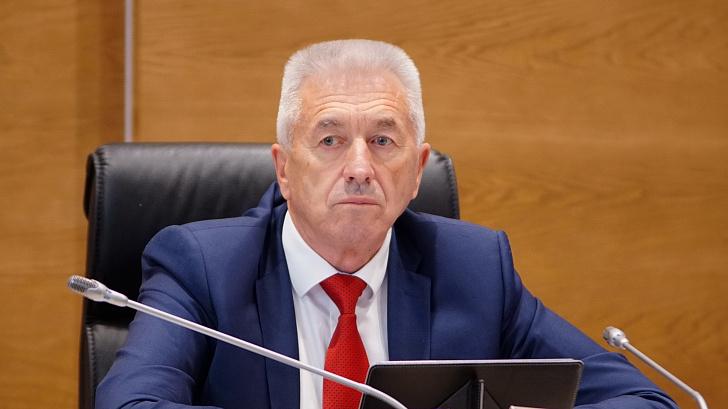 Александр Блошкин: «Регион продолжает двигаться курсом на позитивные перемены»