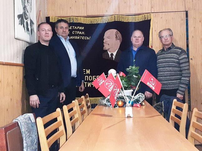 Депутат Волгоградской облдумы Валерий Могильный провел встречи с избирателями