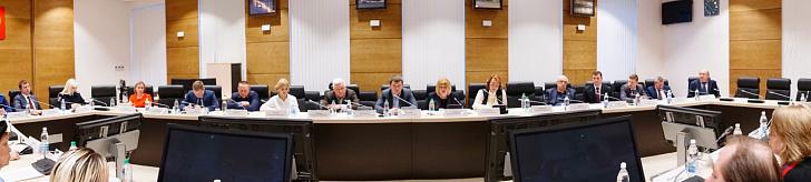 Ход завершения строительства проблемных домов остается на парламентском контроле