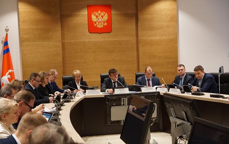 Областной бюджет на 2019 год вырастет почти на полтора миллиарда рублей