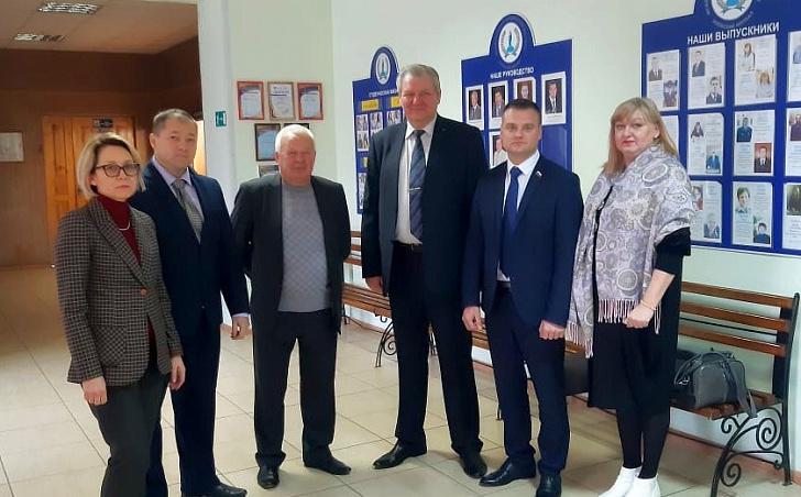 Современные проблемы уголовного законодательства обсудили участники круглого стола в Волжском