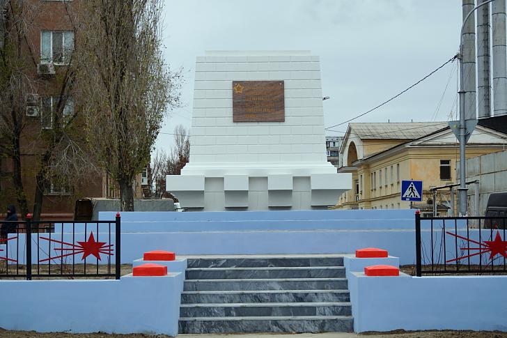 В Волгограде после реконструкции открыт памятник защитникам Сталинграда