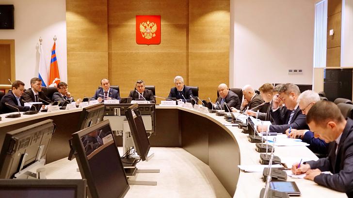 В Волгоградской области реализуется программа развития газомоторного транспорта