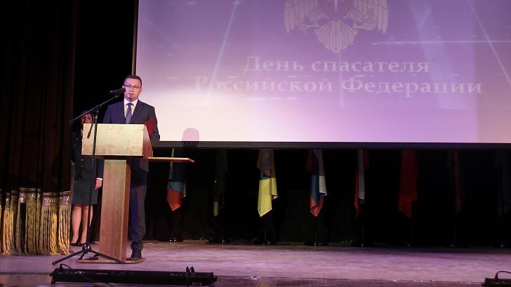 В волгоградском регионе чествуют лучших спасателей