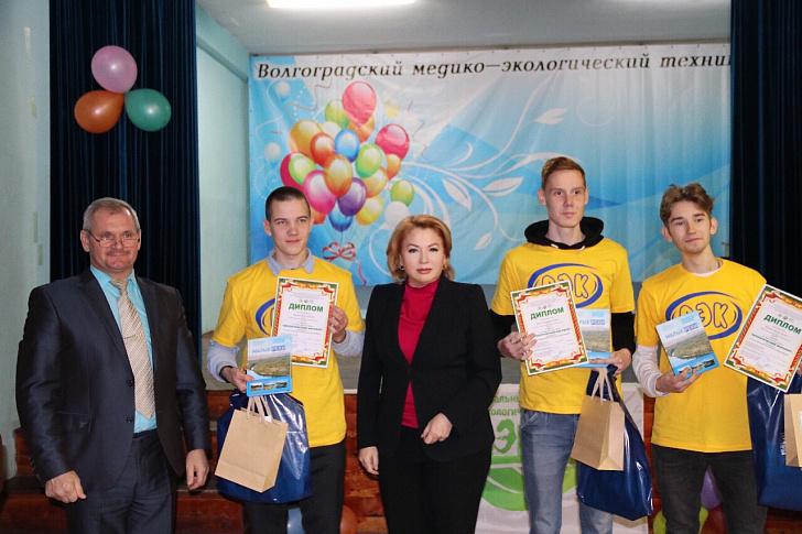В волгоградском регионе подвели итоги «Экологического марафона»