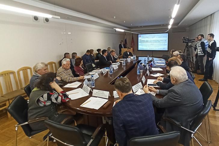 Волгоградские общественники рассмотрели вопросы тарифной политики на 2020 год