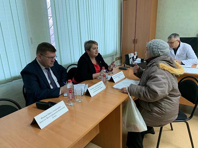 Областные депутаты обсуждают на встречах с избирателями президентское Послание