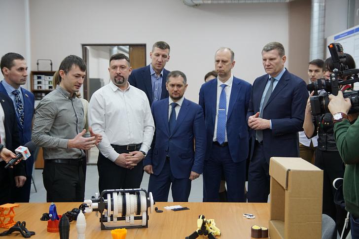 Профильная комиссия областной Думы оценила проектную деятельность в сфере предпринимательства