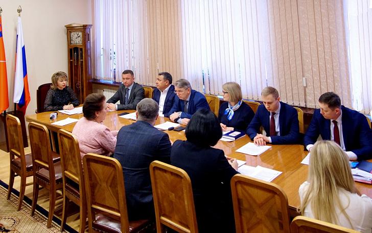 Профильный думский комитет одобрил новую кандидатуру в Общественную палату региона