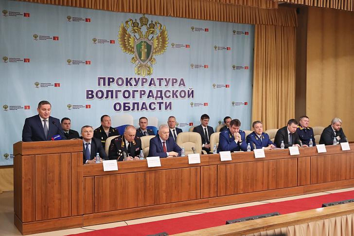 Прокуратура и региональная власть укрепляют взаимодействие в отстаивании законных интересов граждан
