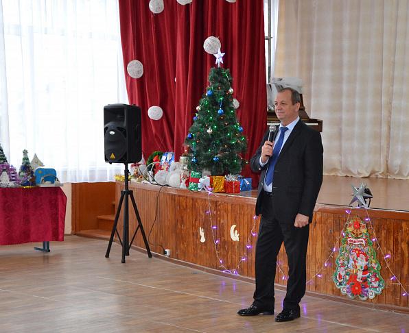 Сергей Булгаков посетил с рабочим визитом  Быковский район