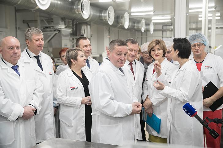 В регионе реализуется масштабный проект по повышению качества социального питания