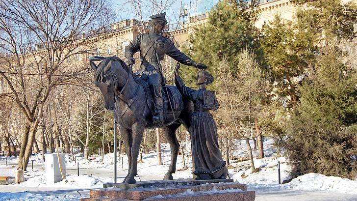 В Волгоградской области прошли торжества в честь 450-летия служения донских казаков государству российскому