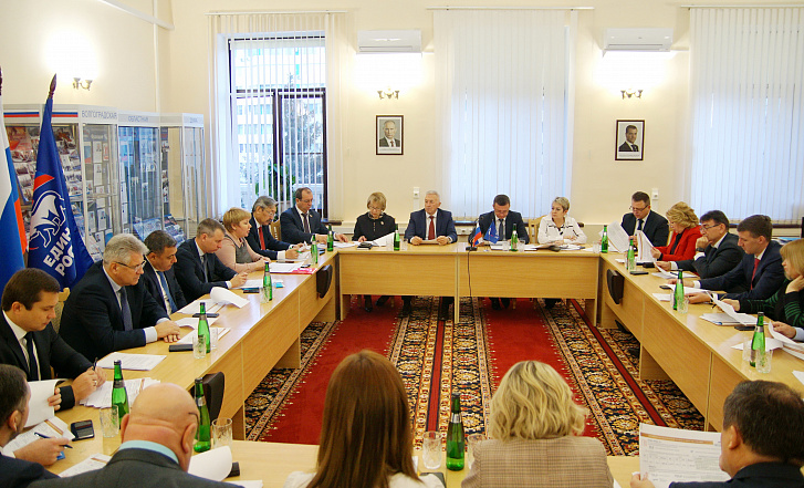 В Волгоградской области реализуются приоритетные проекты в сфере образования