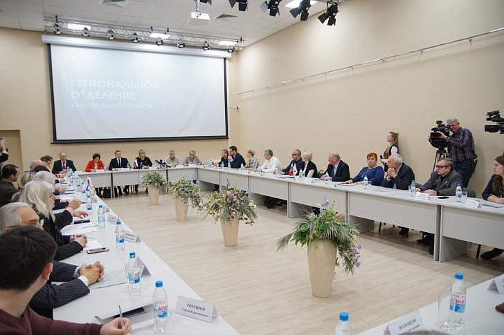Волгоградский регион участвует в обсуждении поправок Конституции РФ