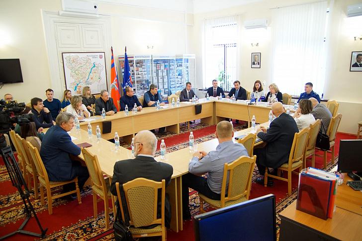 Вопросы экологии остаются приоритетными в работе областной Думы