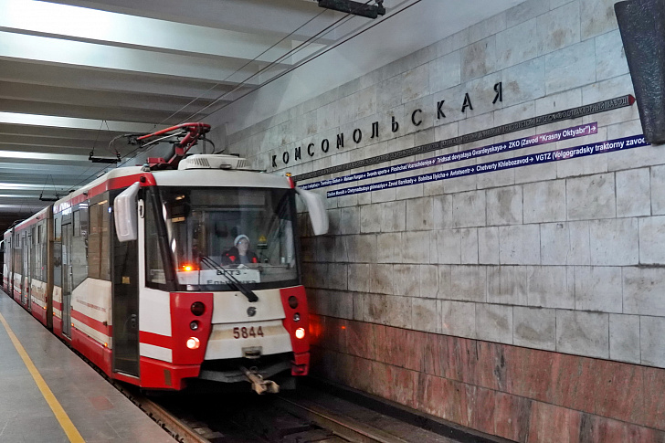 За курение на станциях метротрама будут штрафовать