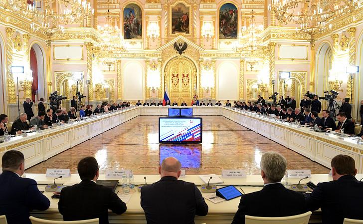 Президиум Госсовета обсудил  вопросы подготовки высококвалифицированных кадров