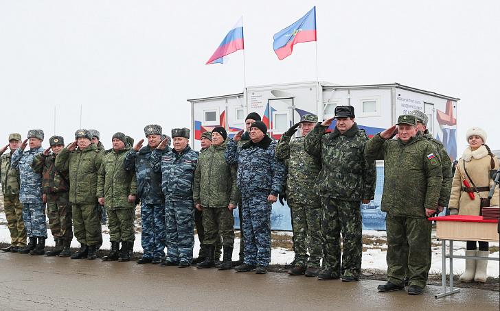 Руководство Волгоградской области и силовых структур региона проводит совместный полевой выезд
