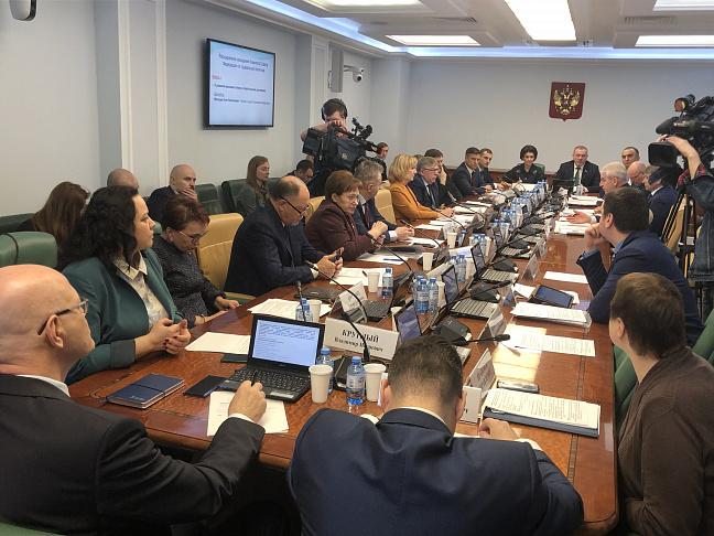 Сенатор Сергей Горняков предложил более активно внедрять практику проведения Всероссийских дворовых игр