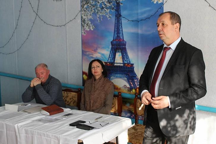 Сергей Булгаков с рабочим визитом посетил Николаевский район