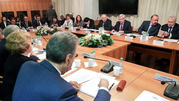 В нижней палате российского парламента оценили опыт волгоградского региона по сохранению наследия Великой Победы