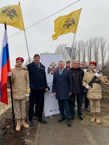 В Пятиморске открыли памятник Алексею Маресьеву