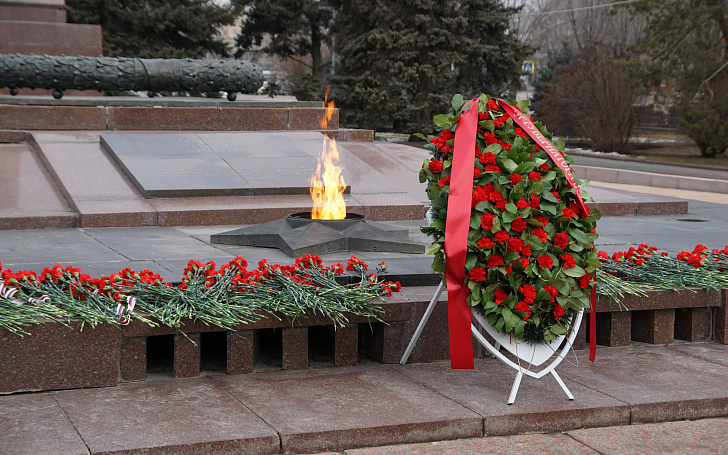 В регионе проходят мероприятия в честь Дня защитника Отечества
