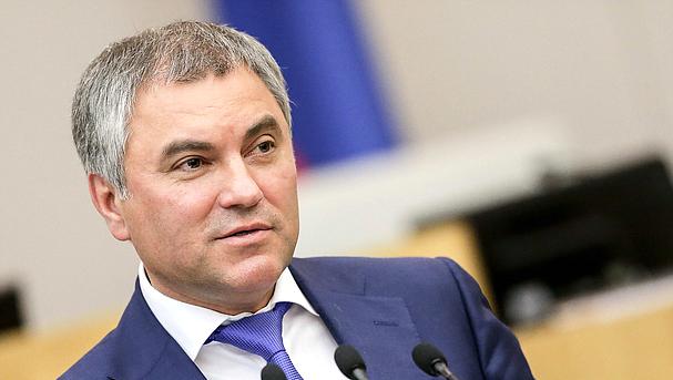 Вячеслав Володин выступает за запрет взимания комиссии при оплате услуг ЖКХ