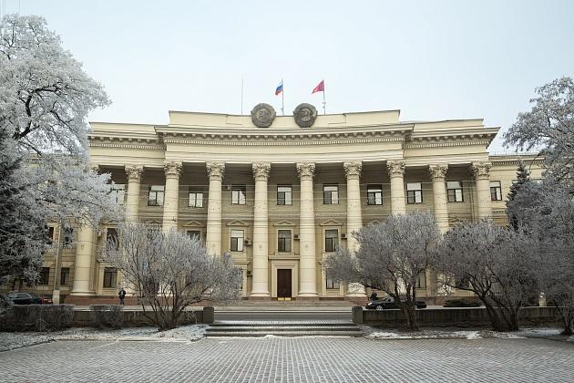 Заседание Волгоградской областной Думы (19 февраля, среда)