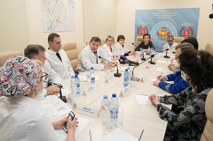 Эпидемиологическая ситуация в регионе находится под контролем