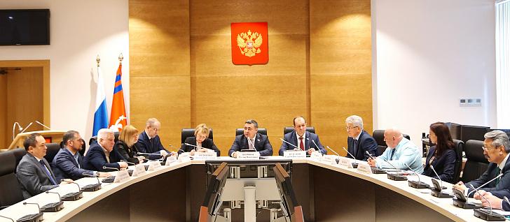 Кандидатура нового руководителя органа исполнительной власти региона прошла процедуру согласования в Волгоградской областной Думе