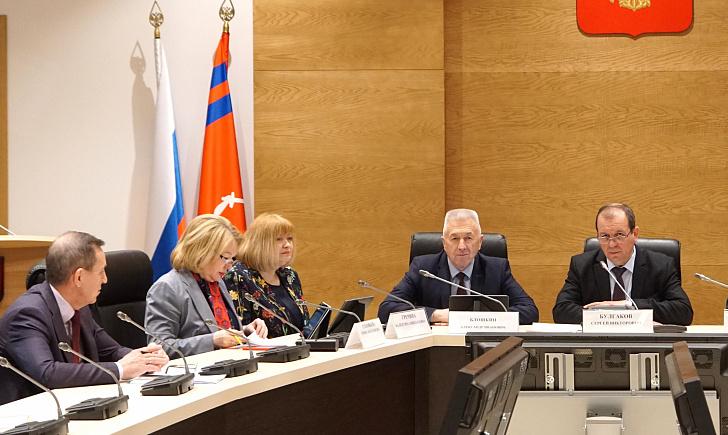 Парламентарии поддержали поправки в региональное бюджетное законодательство
