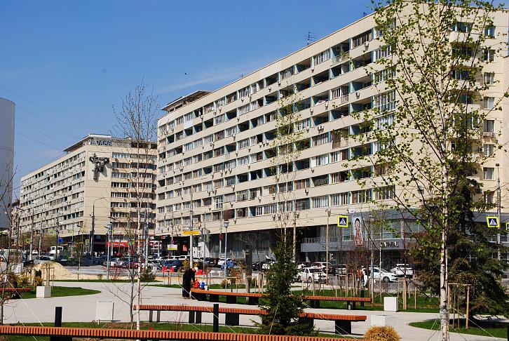 Поздравление председателя Волгоградской областной Думы  Александра Блошкина с Днем работников торговли, бытового обслуживания населения и жилищно-коммунального хозяйства