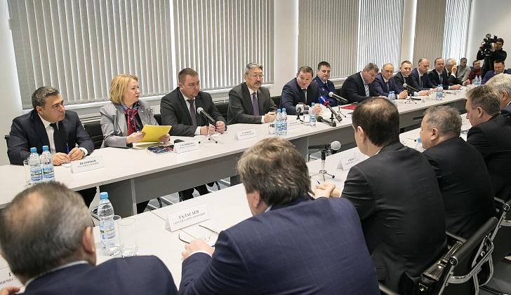 Промышленники и региональная власть усиливают взаимодействие в интересах экономического развития