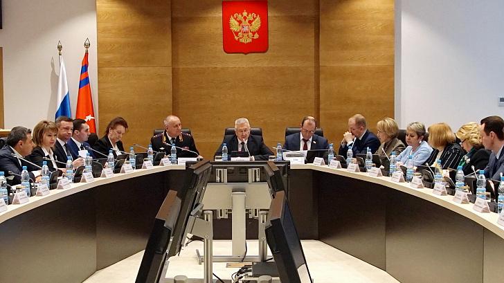 Региональный парламент назначил нового члена Облизбиркома