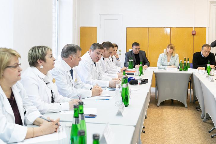 В регионе предпринят комплекс мер по недопущению распространения коронавируса
