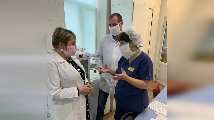 Медицинские учреждения Волгоградской области находятся в состоянии повышенной готовности