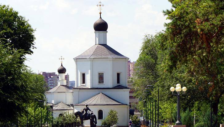 Поздравление председателя Волгоградской областной Думы  Александра Блошкина со Светлым Христовым Воскресеньем (Пасхой)