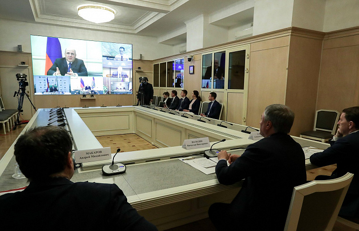 Спикер Госдумы считает важным участие муниципалитетов в поддержке малого и среднего предпринимательства