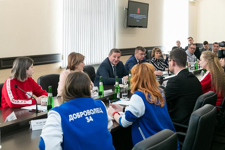 Волгоградские студенты-медики помогают в борьбе с коронавирусом