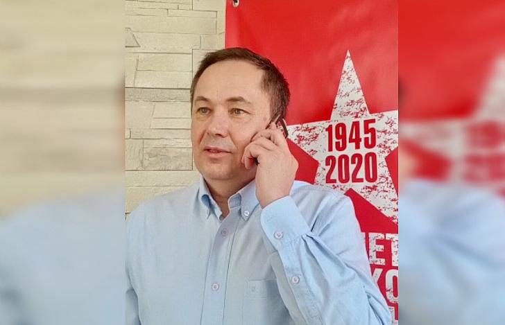 Депутат Юрий Марамыгин поздравил ветеранов-фронтовиков с Днём Победы в формате телефонного звонка