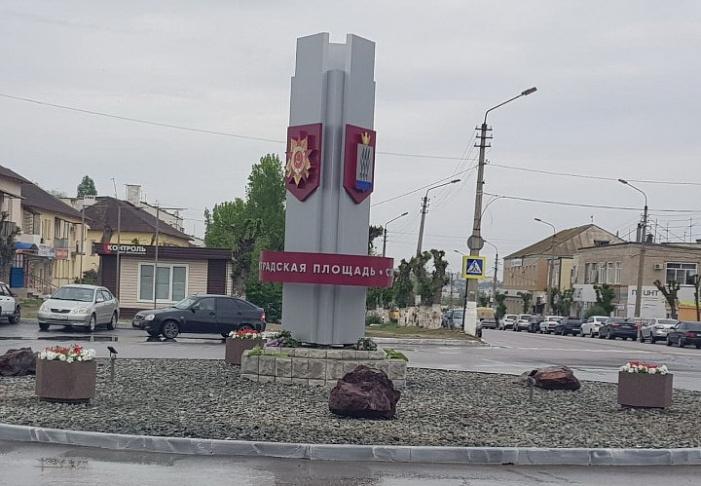Поздравление депутата Волгоградской областной Думы Дмитрия Крикунова с Днем Победы