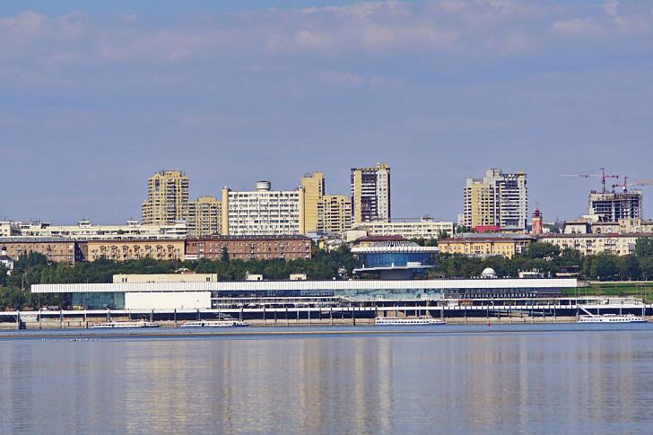 Поздравление председателя Волгоградской областной Думы  Александра Блошкина с Днем российского предпринимательства