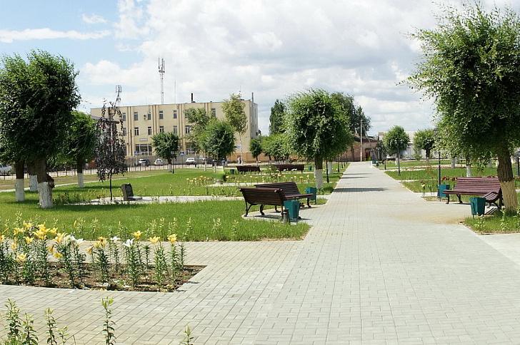 Жители Волгоградской области определились с проектами развития и благоустройства территорий