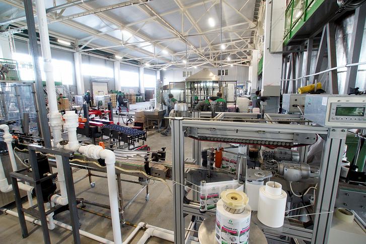 Промышленность Волгоградской области демонстрирует положительную динамику