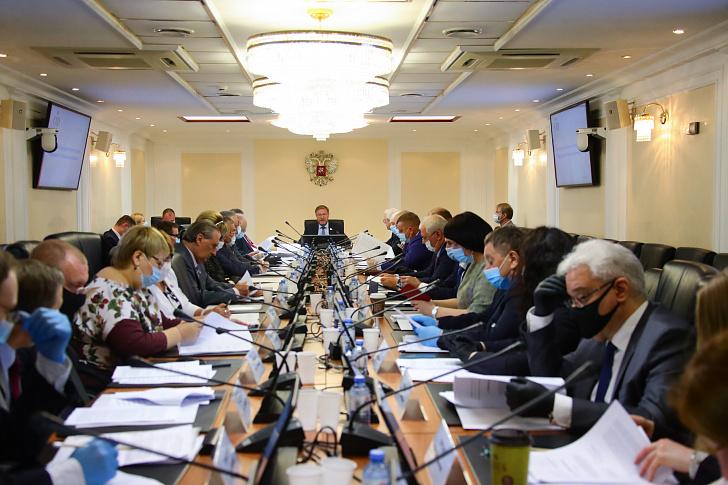 В Совете Федерации обсудили вопросы международного сотрудничества