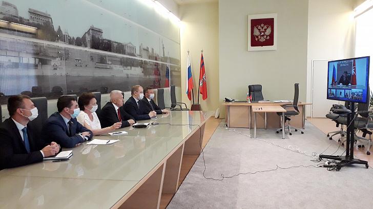 Андрей Бочаров: «Поправки в Конституцию нашей страны стали по-настоящему народными»