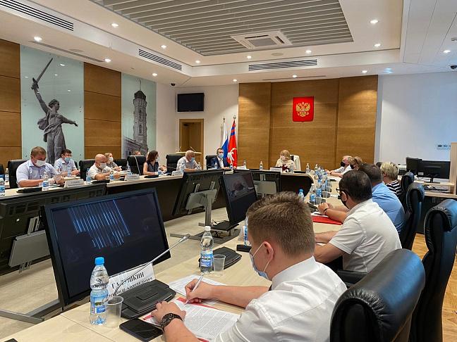Экосовет обсудил ход выполнения экологической программы Светлоярского района