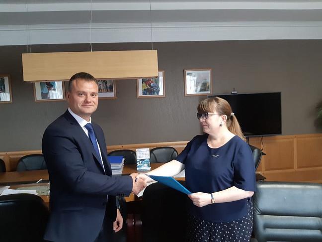 Соглашение о сотрудничестве с Общественной палатой Волгоградской области